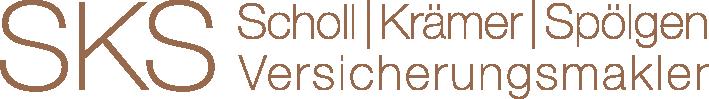 SKS Scholl | Krämer | Spölgen Versicherungsmakler GmbH & Co. KG